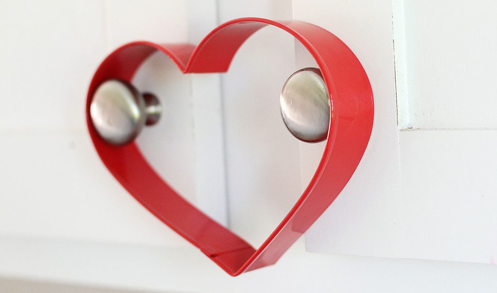 Cookie Cutters to Lock Cabinets